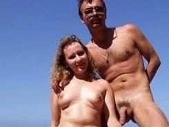nude amateurs at beach